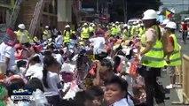 NDRRMC: Earthquake drill, nagkataon lamang na sumabay sa anti-marial law rally