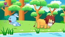 The Donkey in the Lion's Skin - Aesops Fables - Pinkfong Story Time for Children
