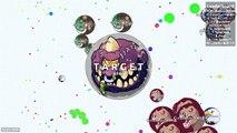 Agar.io - EPIC SOLO GAMEPLAY And LEGENDARY TEAM (Destroying Teams Solo in Agar.io)