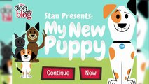 Un et un à un un à par par chien Jeu mon Nouveau cadeaux chiot avec Blog stan