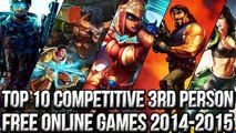 Top 10 Free-to-play Third-Person Multiplayer Shooter Games (new-new) - Haptic Countdown