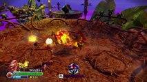 Skylanders Trap Team - Wildfire - Shield Slasher Path Guide