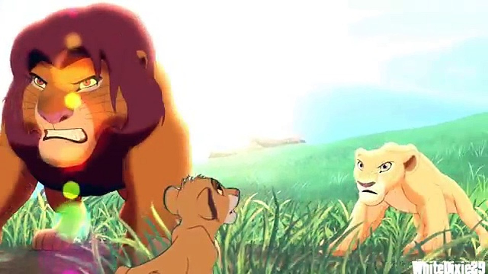 The Lion King 4simbas Forgotten Cubkopa Story Crossover