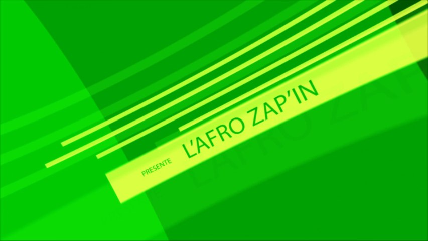 AFRO ZAP'IN (2017) Vol 4