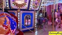 Hulyan & Mayas Carousel, Train, Ferris Wheel Ride, etc. :-)