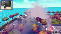 King Kaiju MOSTER SMASH!   Godzilla Simulator - (HTC Vive Gameplay)