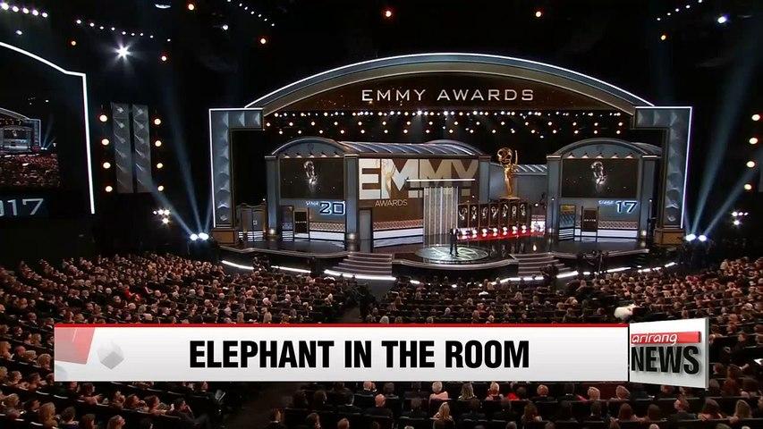 Trump dominates Emmys