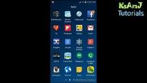 Fix Samsung Galaxy Screen Mirroring To Smart TV Problem