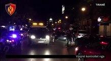 Kontrolle dhe arrestime ne Tirane