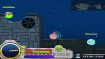 ANGRY BIRDS VS BAD PIGGIES: Angry Birds Ultimate Battle (Mini Angry Birds Part 2)