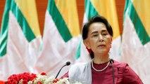 Birleşmiş Milletler etnik temizlik dedi Suu Kyi reddetti