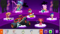 Nick Jr. Music Maker - Paw patrol, Monster machine, Peppa pig, Pups save Playing musical instruments
