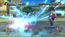 Naruto Shippuden: Ultimate Ninja Storm 4, Hanabi Hyuga VS Sarada Uchiha!