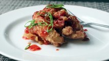 Korean Fried Chicken - Crispy Fried Chicken Nuggets - KFC