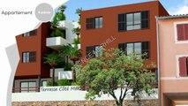 A vendre - Appartement - BORMES LES MIMOSAS (83230) - 4 pièces - 98m²