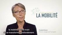 E.Borne : les Assises de la mobilité, une démarche participative pour penser la mobilité de demain