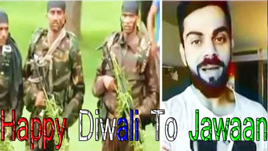 Whenever you see a jawaan, salute them | We get to celebrate festivals & live in peace because of them | Jai Hind !