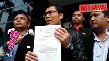 Hot News! Muzdalifah Laporkan Khairil Anwar ke Polisi - Cumicam 19 September 2017