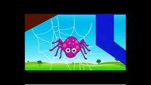 Itsy bitsy Araña en español, Musica para niños, musica infantil, nursery rhymes