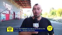 Budget Participatif - Le Lîeu des habitant e s de la rue et de la ville