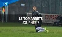 Le Top Arrêts (J7)