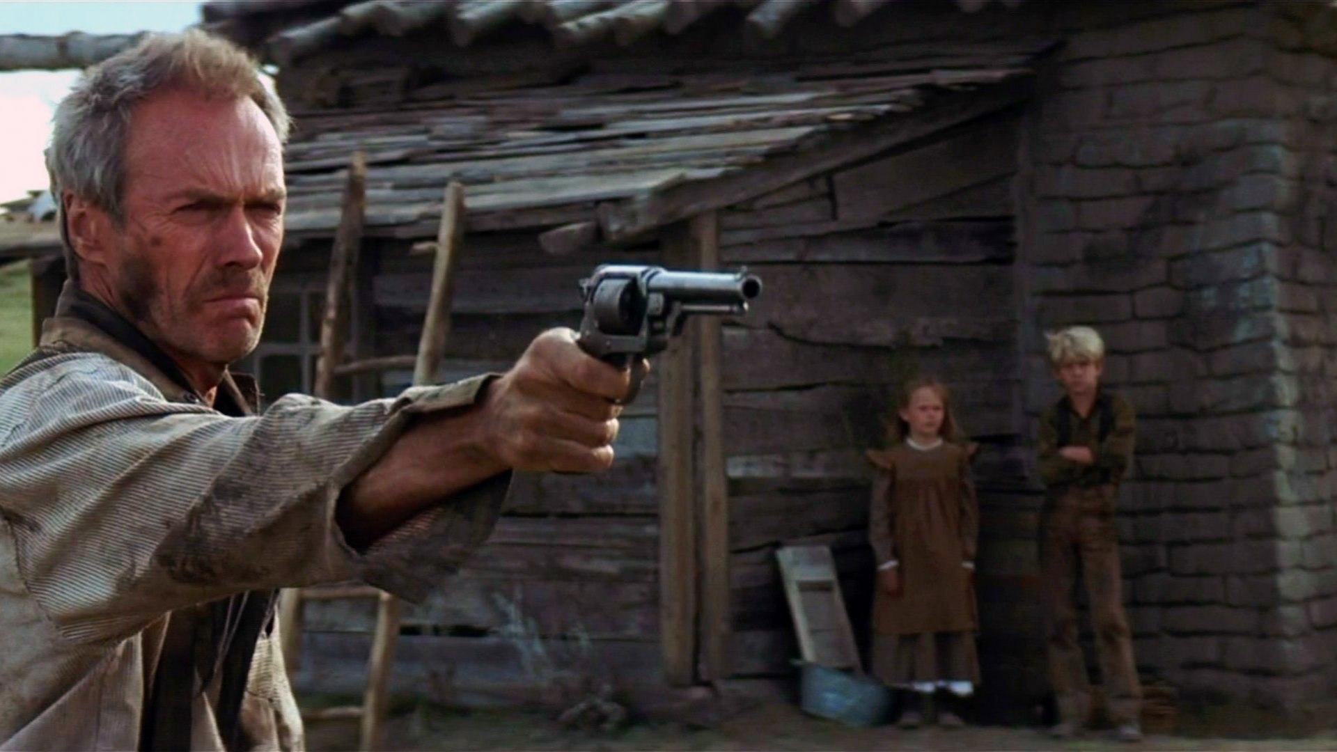 Sin perdón (Unforgiven)  1992  - Trailer español