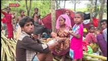 TRT Haber ekibi Bangladeş'te kamplardaki Arakanlı Müslümanların dramını gözler önüne serdi