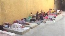 Ρόδος: 120 μετανάστες στοιβαγμένοι στο αστυνομικό τμήμα