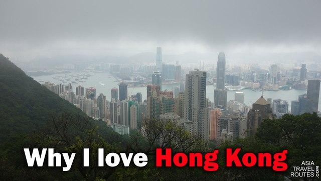 Why I love Hong Kong