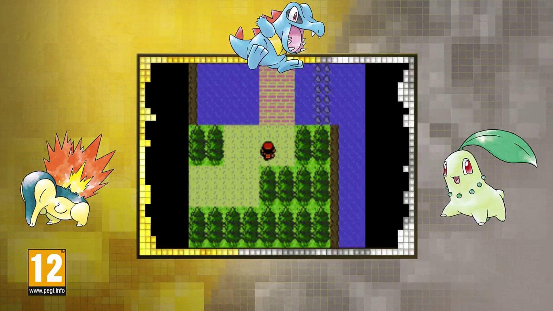 Pokémon Oro y Pokémon Plata para 3DS