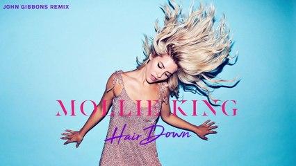 Mollie King - Hair Down