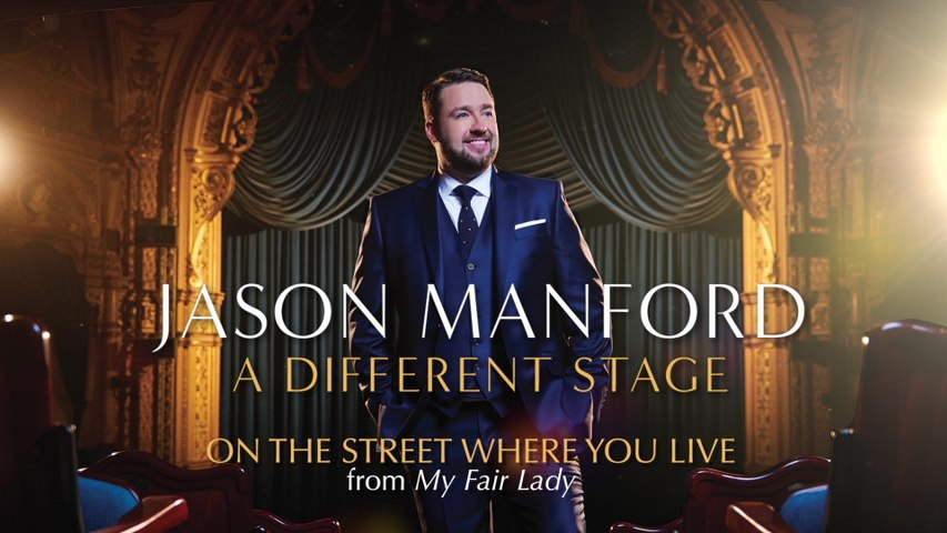 Jason Manford - On The Street Where You Live