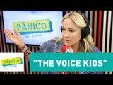 """Claudia Leitte conta nova experiência no """"The Voice Kids"""": """"estou amando"""""""