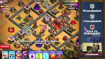 Clash Of Clans GOLEM CLAN WAR (457 GOLEMS!) | MASS GOLEM RAIDS IN CLAN WARS