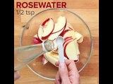 les roses de roch hachana recette