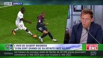 "Gilbert Brisbois : ""Lyon sort grandi de sa défaite face au PSG"""