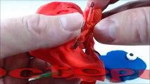 Play-Doh Surprise Eggs Sea Creatures - Ocean Animals for Kids