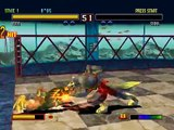 Bloody Roar 2 (PSX) - Combos + Gameplay