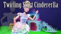 CINDERELLA Disney Princess Cinderella Twirling Dress a Disney Princess Cinderella Video