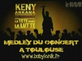 Keny Arkana - Medley Concert Toulouse 2007 !!!!