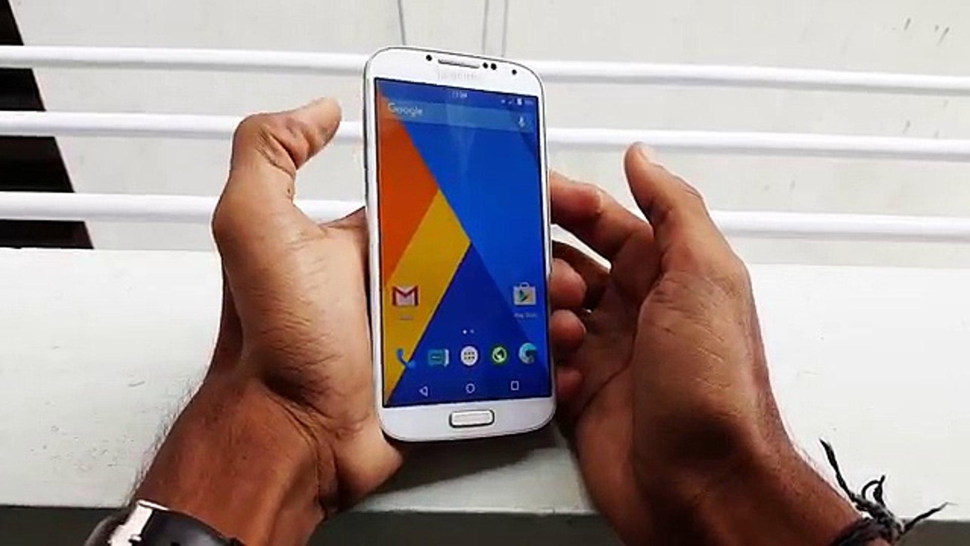 How to install MIUI 7 ROM on Galaxy S4 I9500