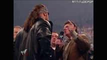 VINCE MCMAHON CALLS OUT THE UNDERTAKER - WWF SMACKDOWN - WWE Wrestling - Sports MMA Mixed Martial Arts Entertainment