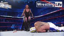THE UNDERTAKER VS REY MYSTERIO - WWE CHAMPIONSHIP ROYAL RUMBLE 2010 - WWE Wrestling - Sports MMA Mixed Martial Arts Entertainment