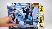 Star Wars Hero Mashers Luke Skywalker vs Darth Vader