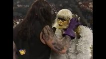 WWF - GOLDUST HITS ON THE UNDERTAKER - WWF WWE Wrestling - Sports MMA Mixed Martial Arts Entertainment