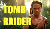 TOMB RAIDER (2018) Official Movie Trailer #1 Alicia Vikander, Walton Goggins, Hannah John-Kamen