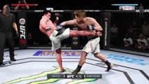 EA SPORTS™ UFC® 2 Guess Who's back, back again, Big Daddy'S back, tell a friend