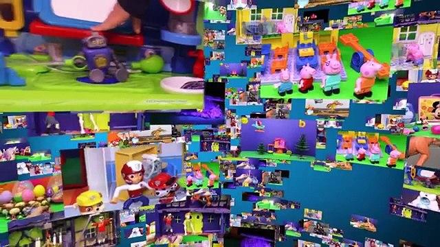 BLAZE AND THE MONSTER MACHINES Nickelodeon Blaze Super Stunt Blaze a Blaze Video Toy Review