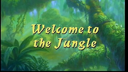 Tarzan Nintendo 64 Walkthrough Part 1 - Welcome to The Jungle