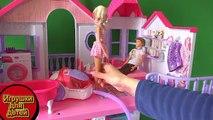 Sur russe série Barbie quoi faire quand la machine à laver est tombé en panne 22 aventure Barbie